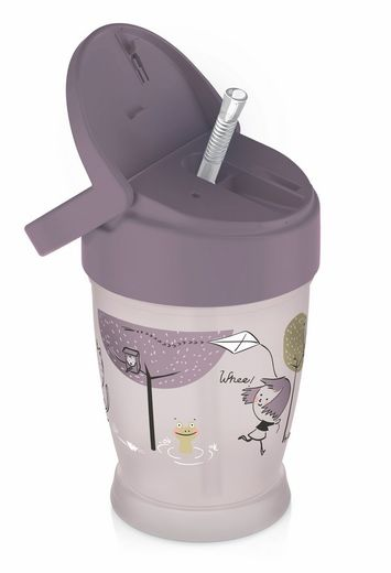 Lovi Pillimuki Lovely JUNIOR 250ml, violetti